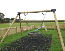 Timber Swing Frames